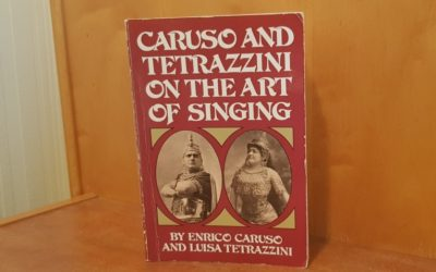 Book: Caruso and Tetrazzini on the Art of Singing
