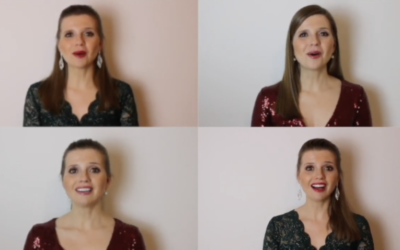 Have yourself a merry little Christmas   a cappella